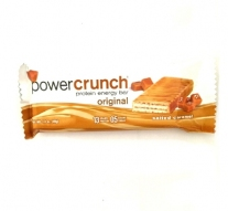 Barra de Proteina Power Crunch Caramelo