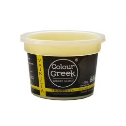 Yogurt Griego Colour Greek Vanilla Francesa x 200 ml